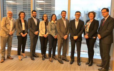 Climate disclosures advisory committee holds working session in Toronto