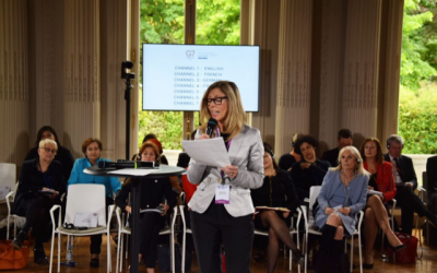 ILN Diversity initiative featured at G7 gender equality ministerial meeting in Paris