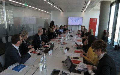 ILN Steering Committee meets in Milan
