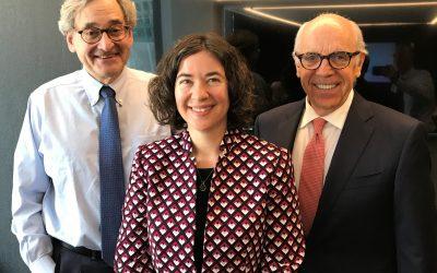 CalPERS hosts ILN Steering Committee meeting in Boston