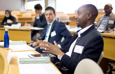 Portrait of Investor Leadership Network board member.