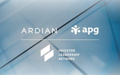 Investor Leadership Network Welcomes Two New Members